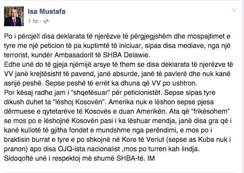 PM Mustafa's original post.