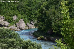 Valbona river. Photo: Irvana Dervishi.