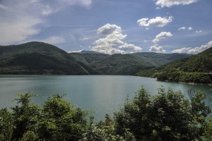 Lake Gazivoda Photo: Atdhe Mulla