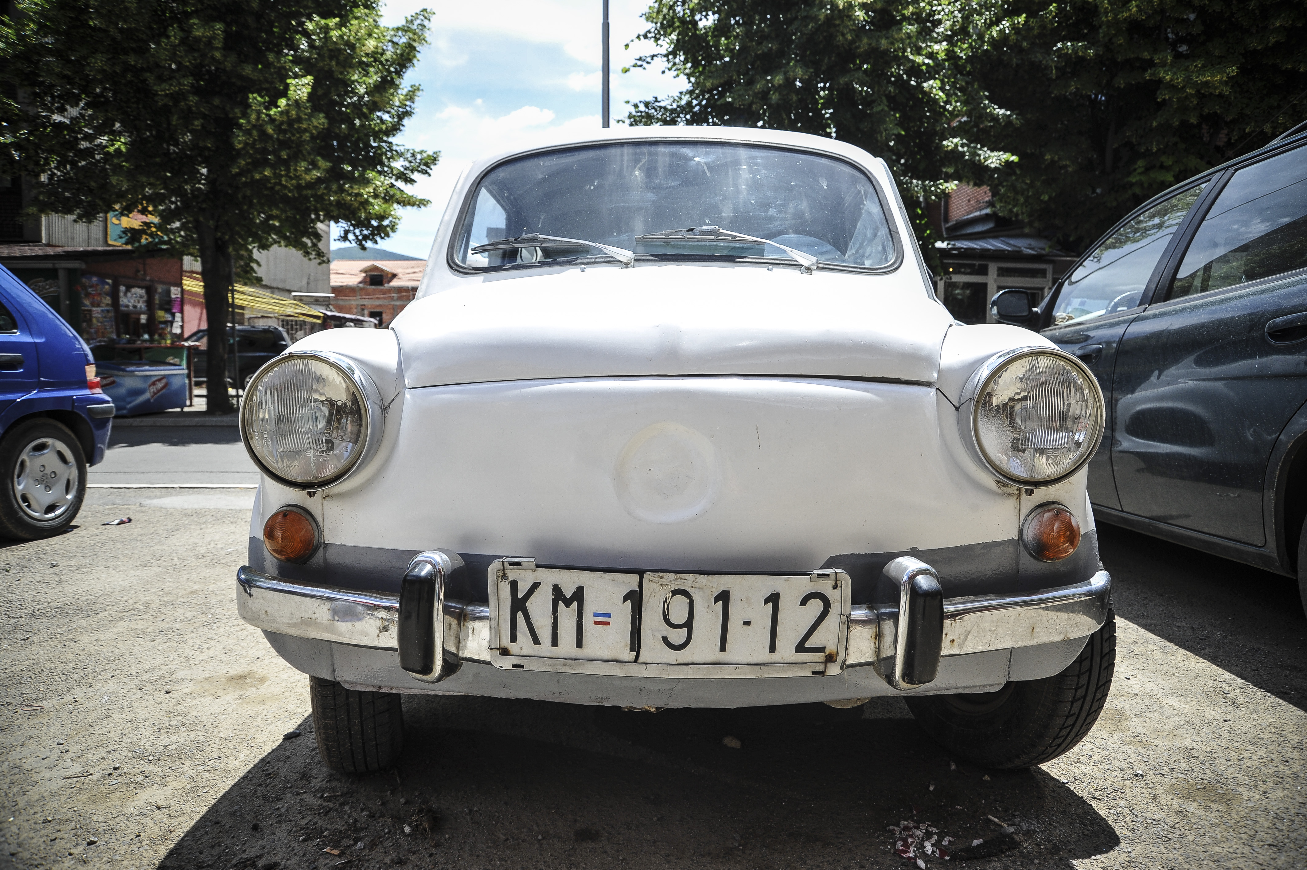 "Kosovo - Serbia reach reciprocal ""sticker agreement"" for car plates ..."