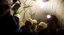 Miners.   Photo: Atdhe Mulla.