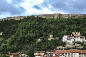 Turkish castle in Prizren. | Photo: Habip Hakareti.