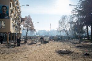 Mitrovica. | Photo: Julia Druelle.
