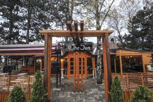 The Sun Bar, a Kamenica local favorite.   Photo: Atdhe Mulla