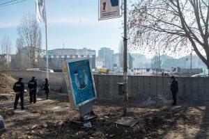 Mitrovica  Photo: Julia Druelle.