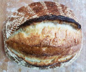 Sourdough loaf. | Photo: Artizan