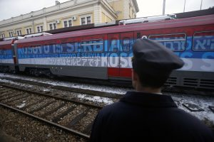 Serbia has launched a railway link to Serb-dominated northern Kosovo despite protests from authorities in Prisjtina who described the move as a provocation. | Photo: Darko Vojinovic, Beta