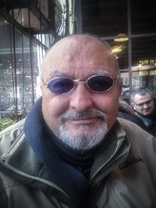 Gazmend 'Gazi' Mustafa.