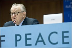 """""""Martti Ahtisaari"""" (CC BY-NC-ND 2.0) by European Parliament"""