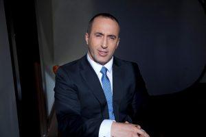 Ramush Haradinaj. | Photo courtesy of official Facebook page.