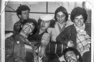 Filip Avramovic, Urim Koshi, Murat Shabani, Gazmend Mustafa, and Lavdim Koshi, and a sixth musician