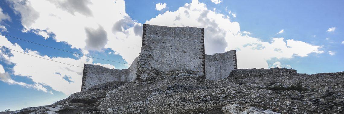 Novo Brdo castle. | Photo: Atdhe Mulla