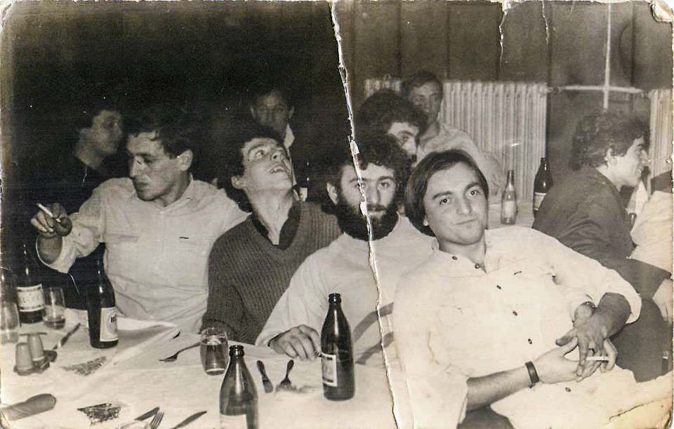 From left to right: Isko Murić, Lavdim Koshi, Nebojša Avramović, Gazmend Mustafa