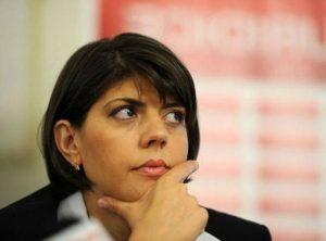 Laura Codruta Kovesi |Photo courtesy of jurnalul.ro.