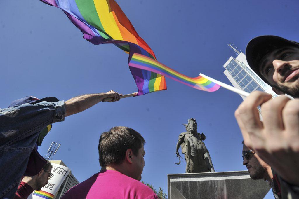 LGBTI groups criticise civil partnership plans - Prishtina Insight
