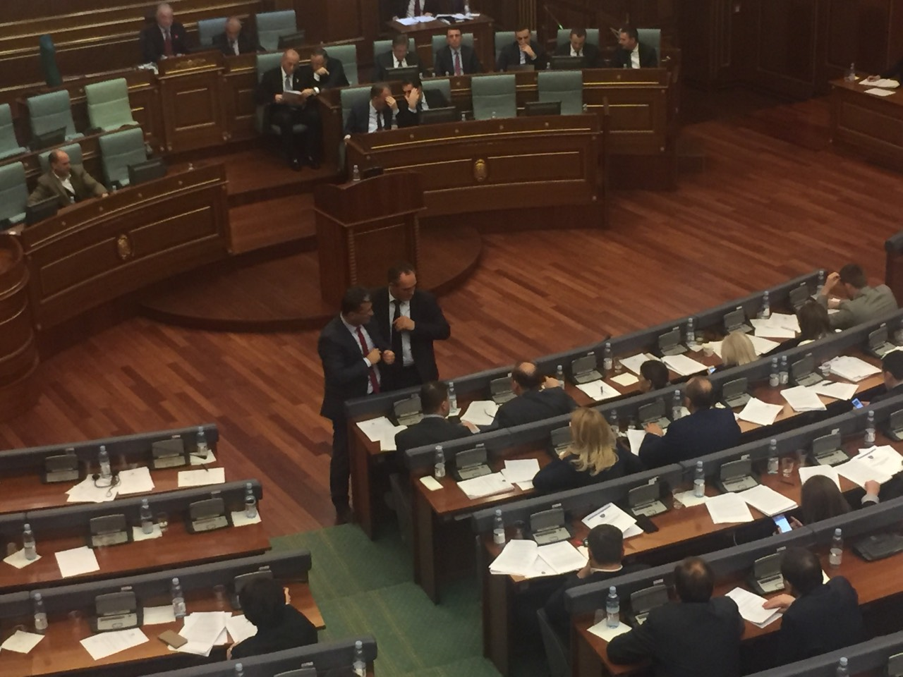 Kosovo Assembly fails to convene for vote on revocation of 'Special