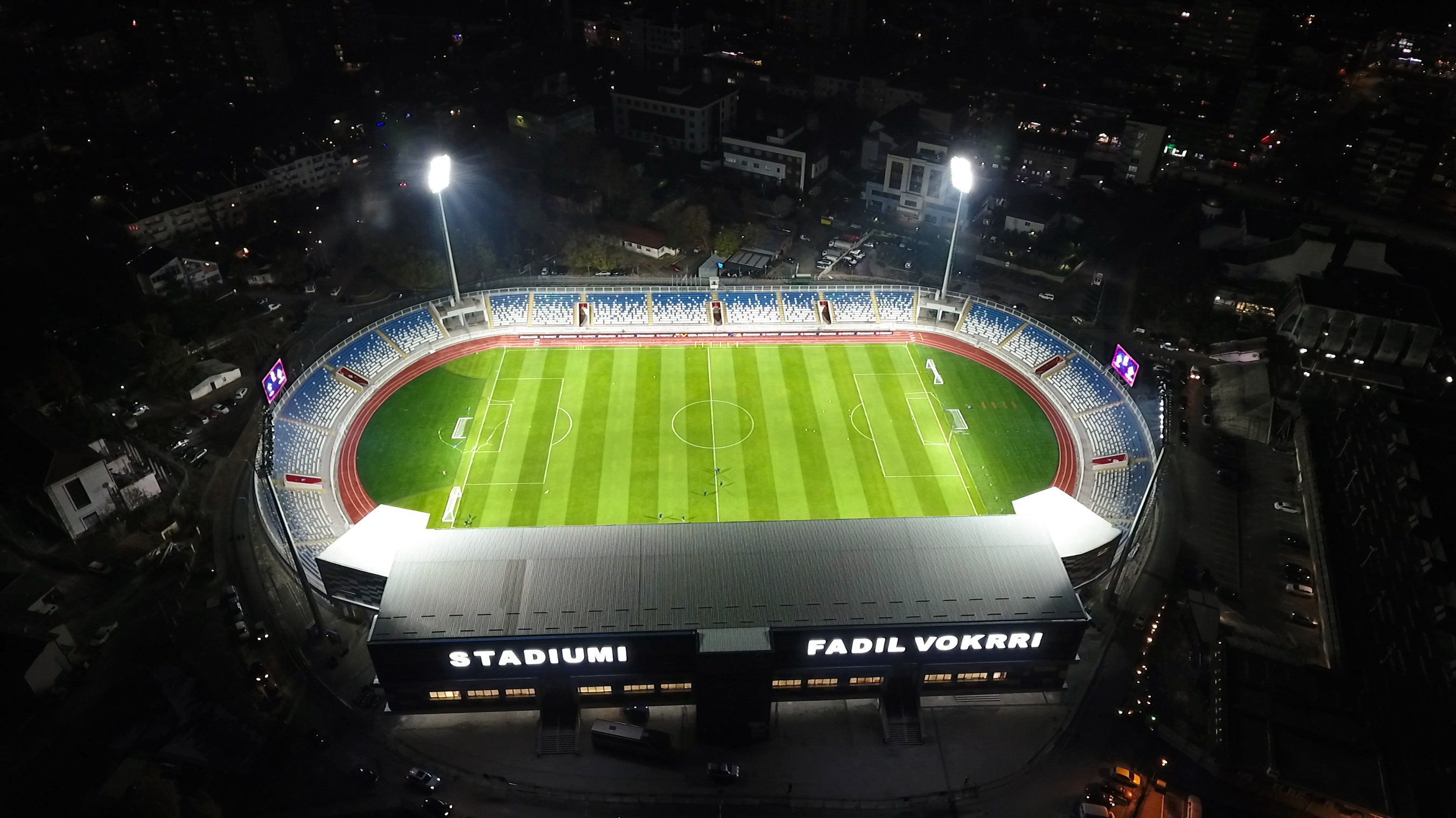 kosovo faces azerbaijan in decisive football match prishtina insight