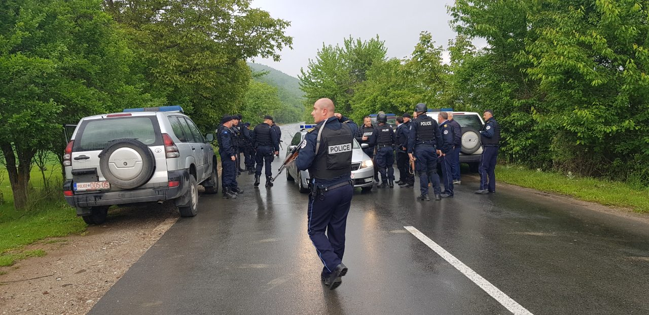 Kosovo Karte 2019.One Wounded As Kosovo Police Take Action Against Contraband In North